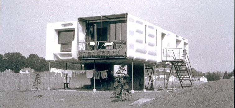 Как выглядели пластмассовые домики в СССР и за рубежом