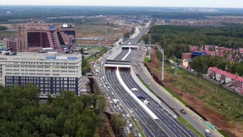 Вот так столица активно развивает инфраструктуру, и качество жизни москвичей с каждым годом растет.