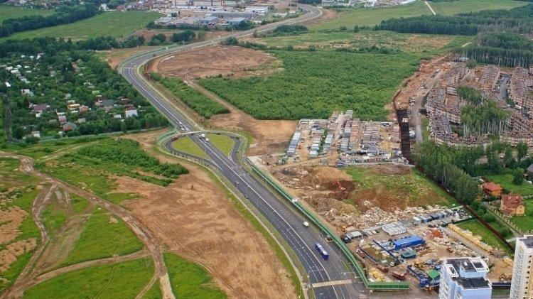 Впереди большая работа – до конца года планируется ввести 60 км дорог.
