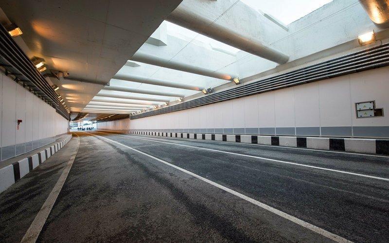 Собянин: Москва в 2018 году введет 60 км новых дорог