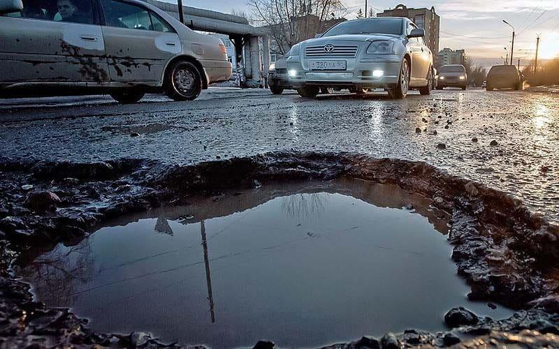 Запомни правило номер один: дорога не так уж и плоха - если получается выбраться из ямы без трактора