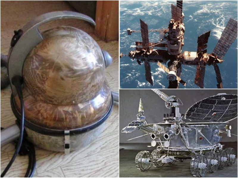 Поражающий воображение hi-tech, родом из Советского Союза