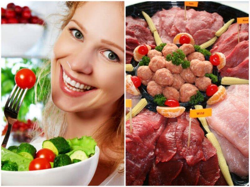 Опрос: Лишь 1% россиян готов отказаться от шашлыка ради вегетарианской диеты