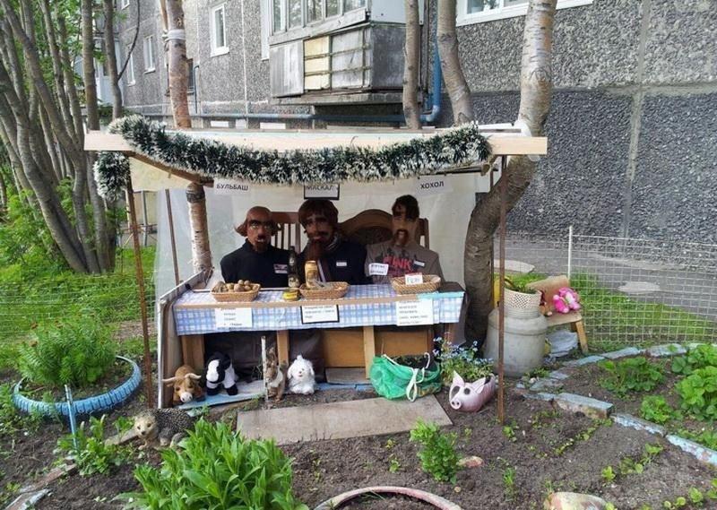 Мурманский пенсионер своеобразно призвал русских, белорусов и украинцев жить дружно