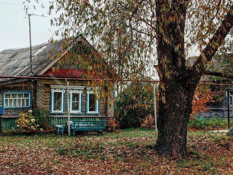 Деревня Мерлиновка, Нижегородская область