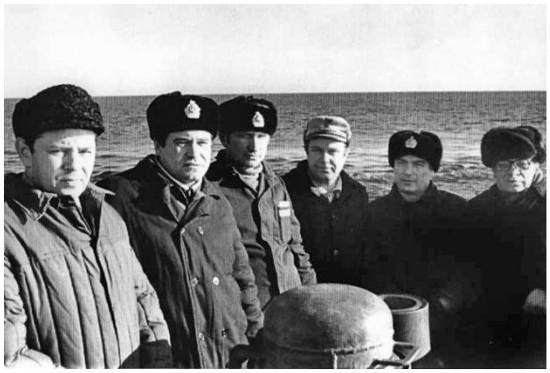 Юрий Николаевич Кормилицин - разработчик подводных лодок