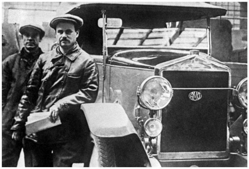 Липгарт Андрей Александрович, создатель 27 моделей советских автомобилей