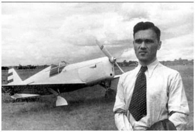 Александр Сергеевич Яковлев, создатель первого в мире регионального авиалайнера Як-40