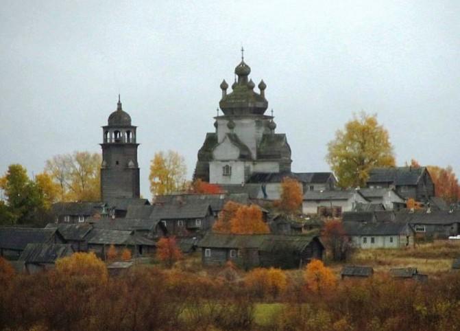 Деревня Турчасово, Архангельская область