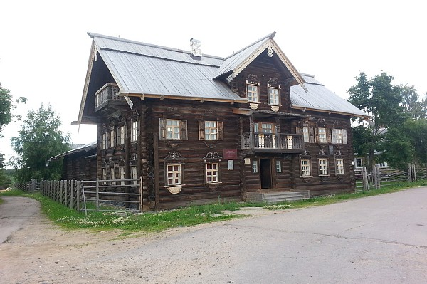 Село Шёлтозеро, Республика Карелия