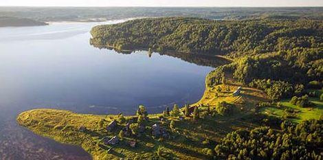 Деревня Семеново, Архангельская область