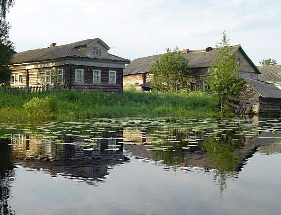 Деревня Нижмозеро, Архангельская область