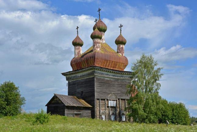 Деревня Архангело, Архангельская область