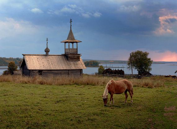 Деревня Карпова, Архангельская область