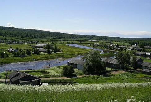 Деревня Кянда, Архангельская область