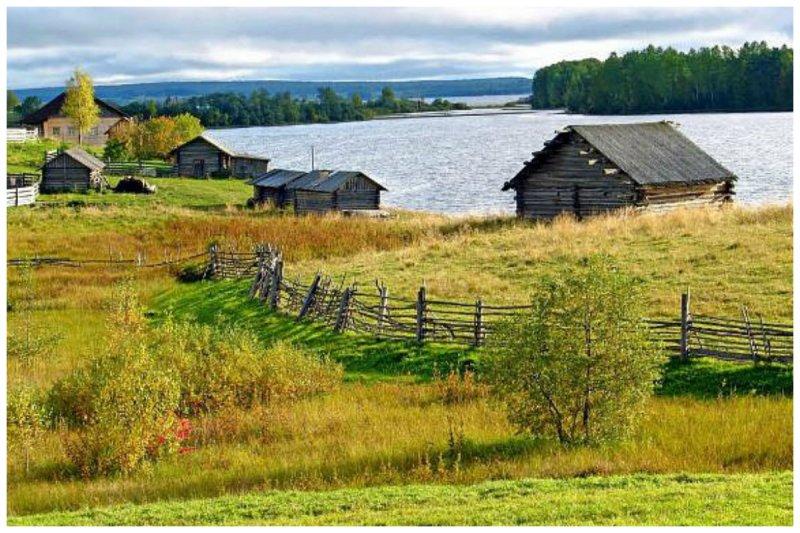 Самые красивые деревни России