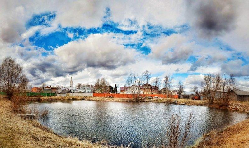 Село Вятское, Ярославская область
