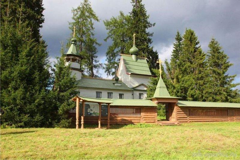 Деревня Горбачиха, Архангельская область