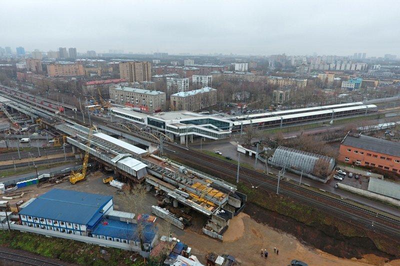 После полного запуска ТПУ «Окружная» его пассажиропоток составит до 85 тыс. человек в сутки