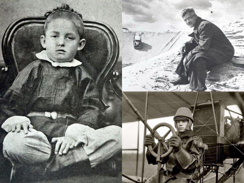 За миг до триумфа: фотографии известных ученых до того, как они сделали свои открытия