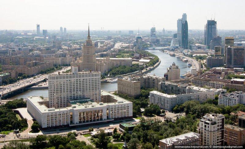 А вы как думаете - Москва могла быть интересна инопланетным туристам?