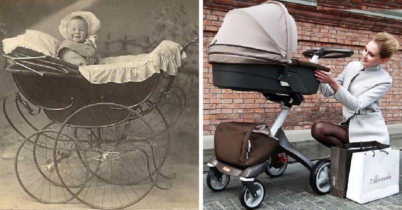 Современные детские коляски могут дать фору даже автомобилям представительского класса по комфорту