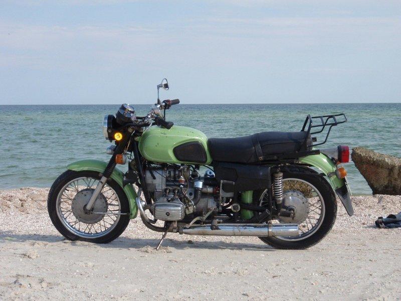 Самые симпатичные мотоциклы СССР