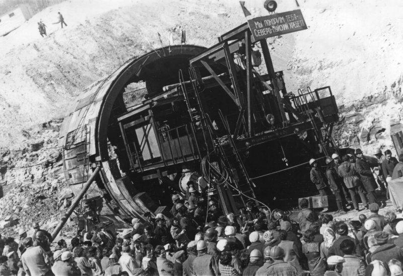 В следующий раз к вопросу строительства дороги вернулись аж в  1906-1907 годах. БАМ, интересное, история, красота, стройка века