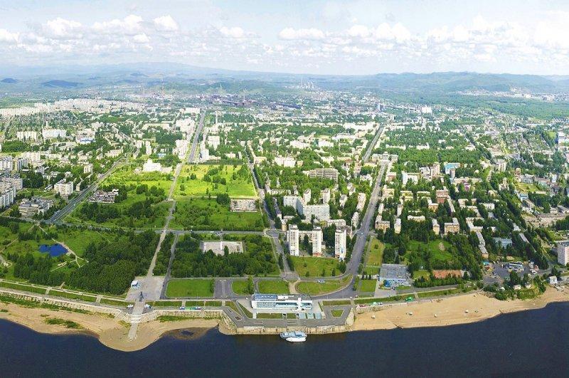 Города БАМа - Комсомольск-на-Амуре БАМ, интересное, история, красота, стройка века