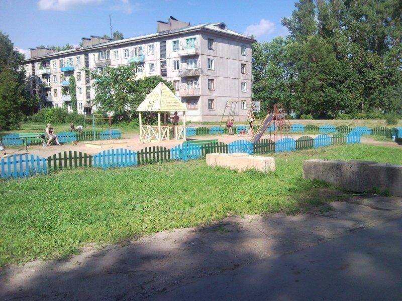 Город Дно, где почти никто не живет