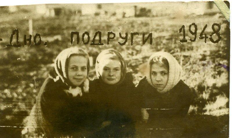 В частных архивах сохранились интересные фотографии
