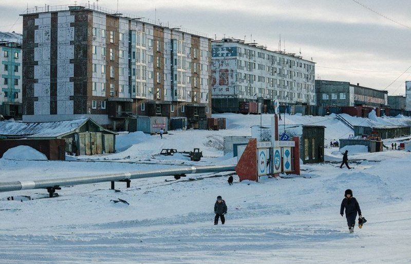6 городов России, построенных за Полярным кругом