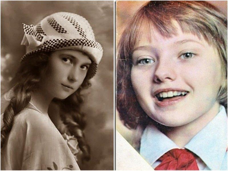 7 знаменитых девочек из прошлого