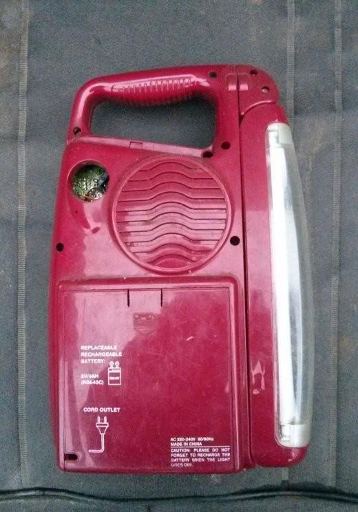 Китайский фонарь 3в1 из 90-х: это было так круто