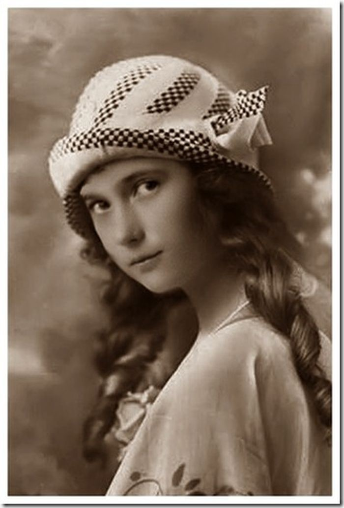 Анастасия Романова - великая княжна