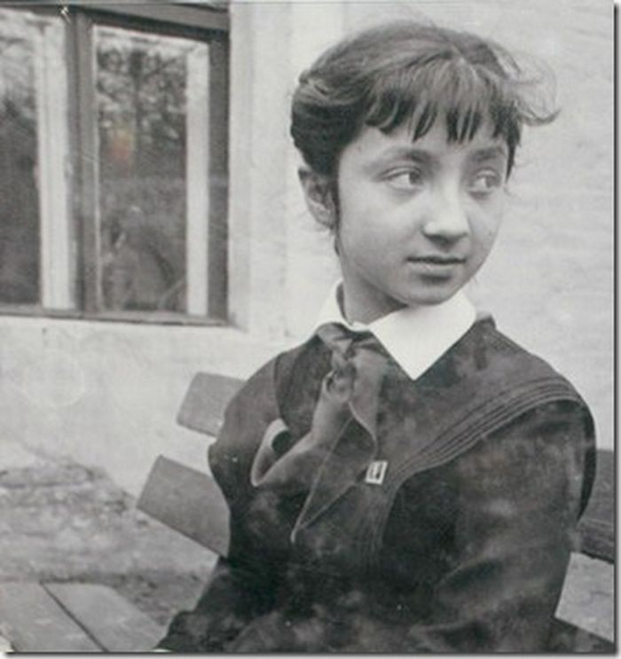 Надя Рушева, художница