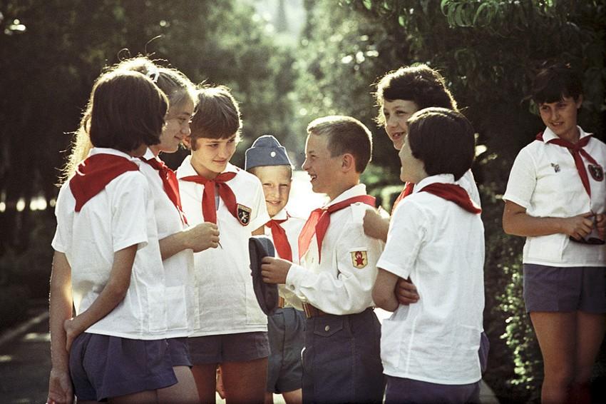 Артек, 1967 год