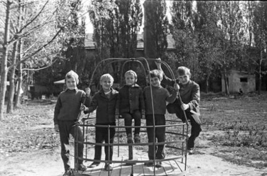 Ребята с нашего двора