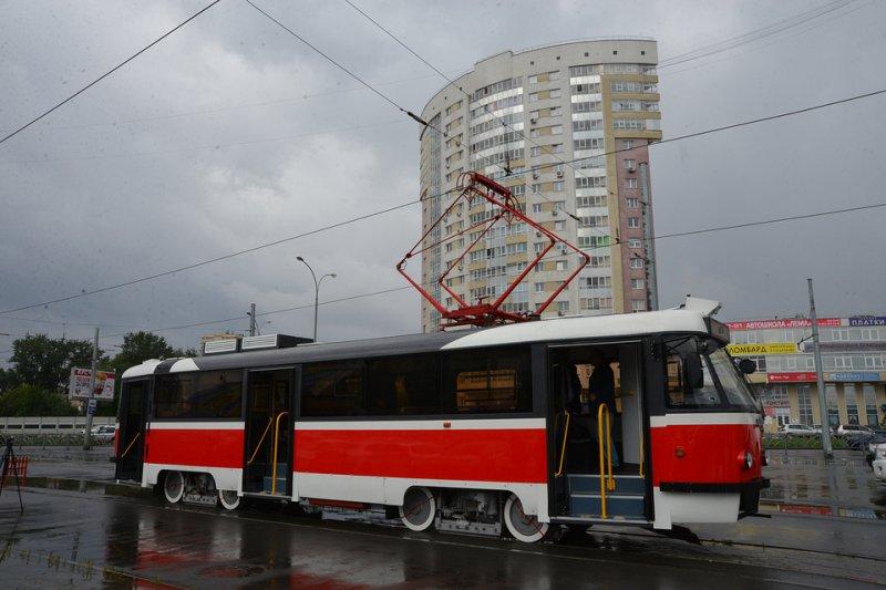 """""""Тагил"""" получил инновационный трамвай"""
