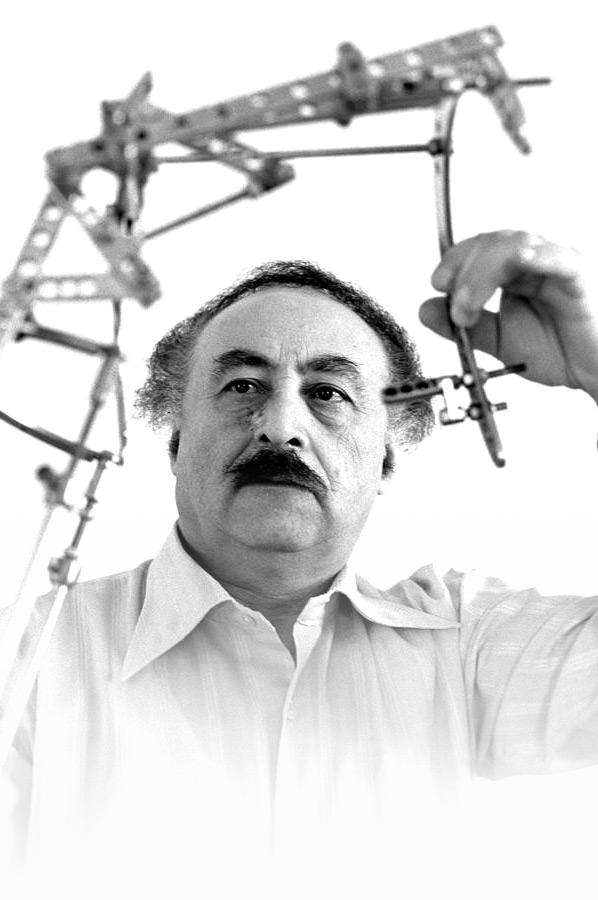 Гавриил Абрамович Илизаров ( 1921 -1992)