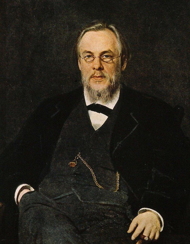 Сергей Петрович Боткин (1832 — 1889)