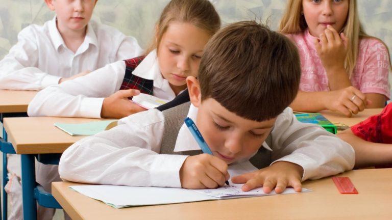 Министр просвещения пообещала детям пятерки