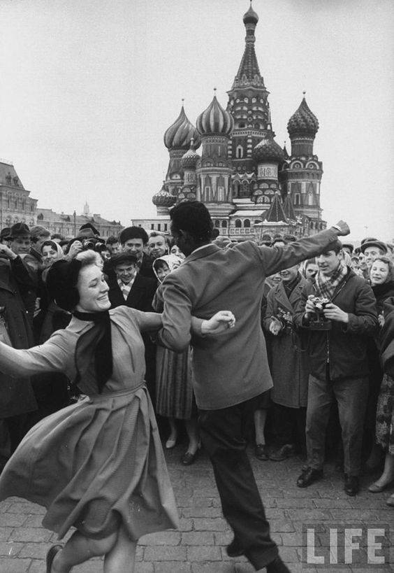 Москва, 1960-е