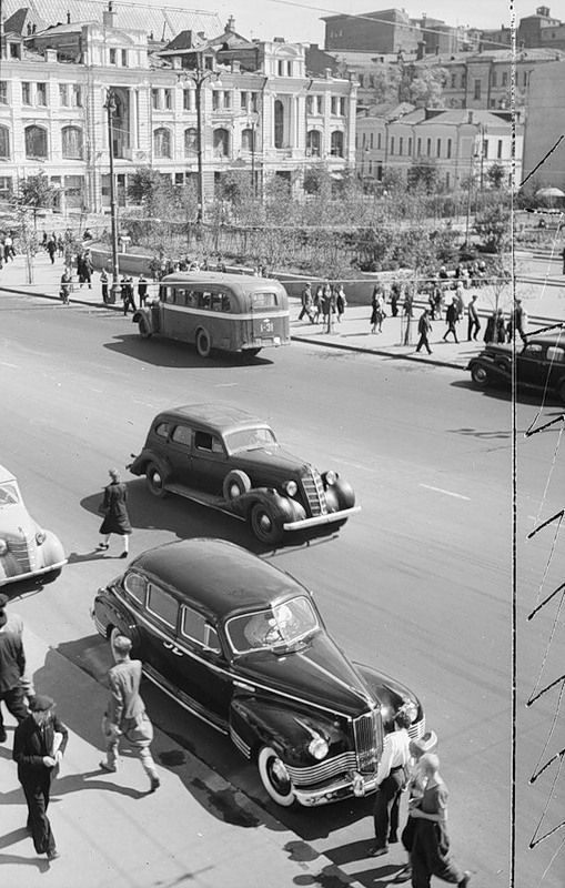 Москва. Исторические фото, которые вы, возможно, не видели