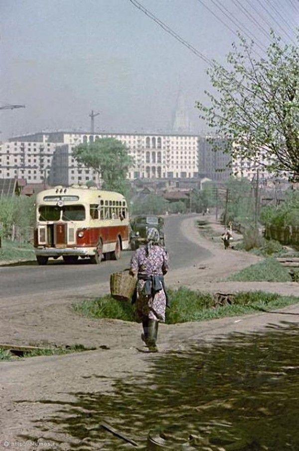 Старо-Калужское шоссе
