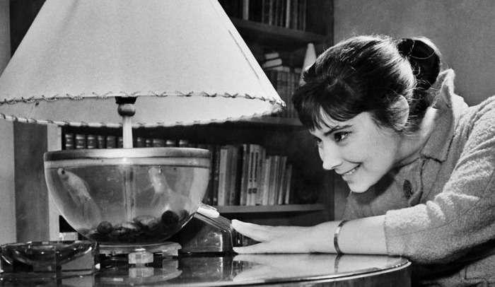 Татьяна Самойлова в 1964 году