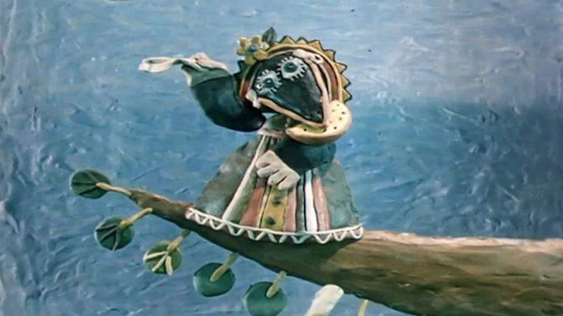 """Пластилиновая ворона"", 1981 год"