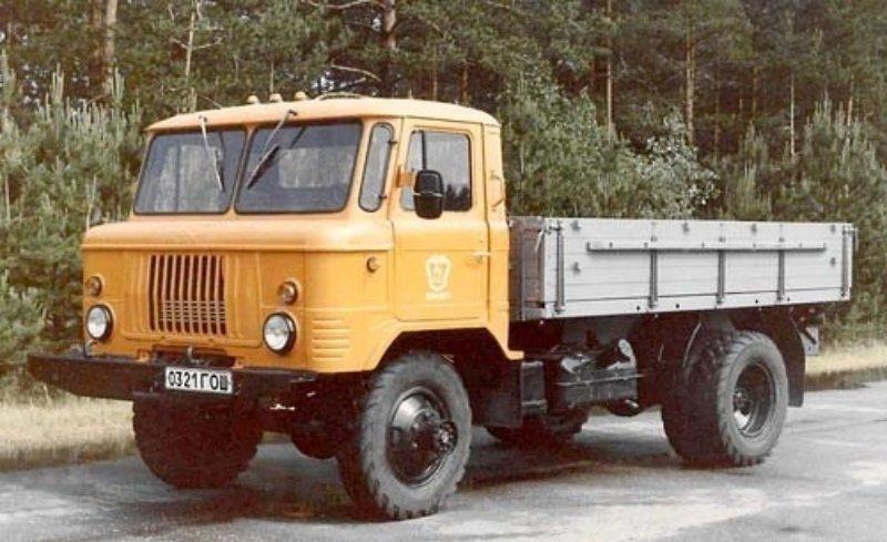 ГАЗ-66-21, гражданская версия