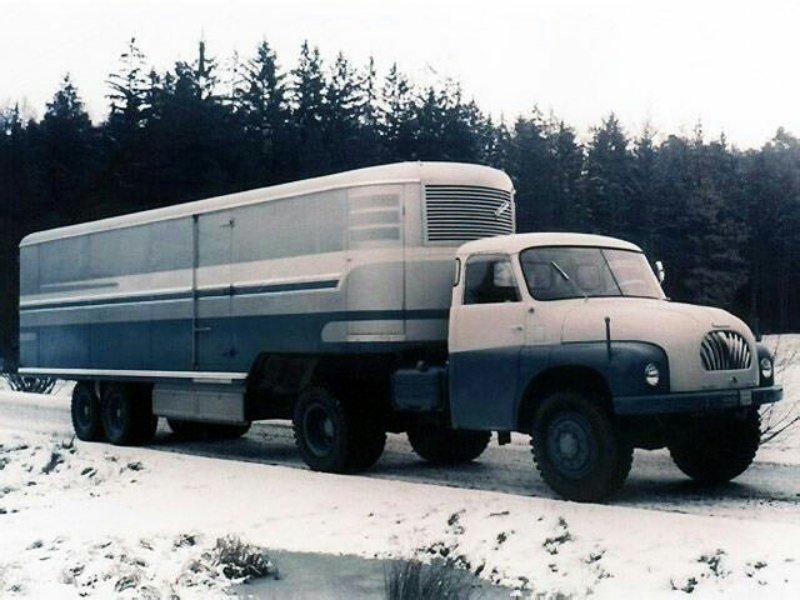 Чехословацкий Tatra-T173