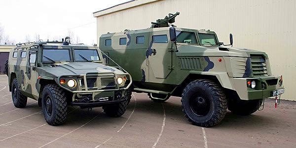"""Автомобиль """"Медведь"""" возьмут в армию"""